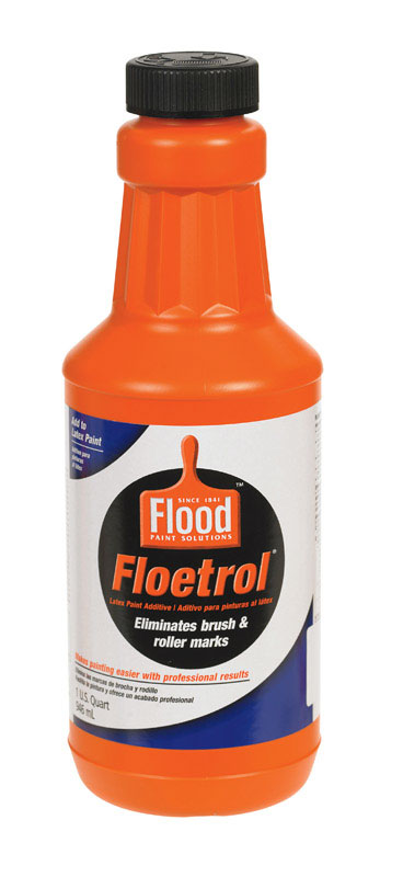 Flood Floetrol Latex Paint Additive Clear 1 Qt Vshe18718 Fld6 04
